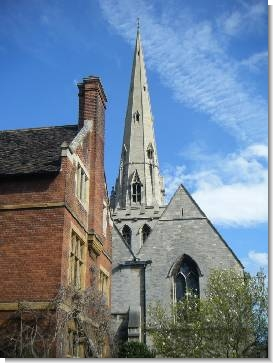 Churches and Chapels of Cambridge
